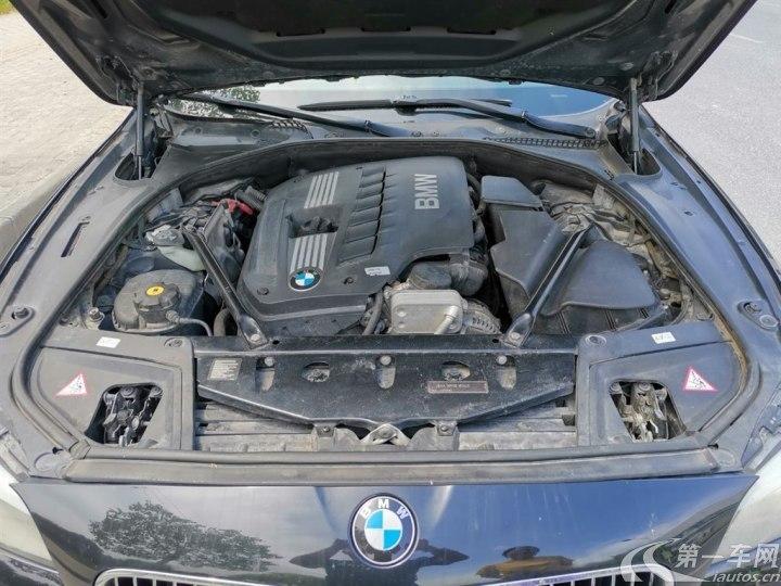宝马5系 523Li 2011款 2.5L 自动 汽油 领先型 (国Ⅳ)