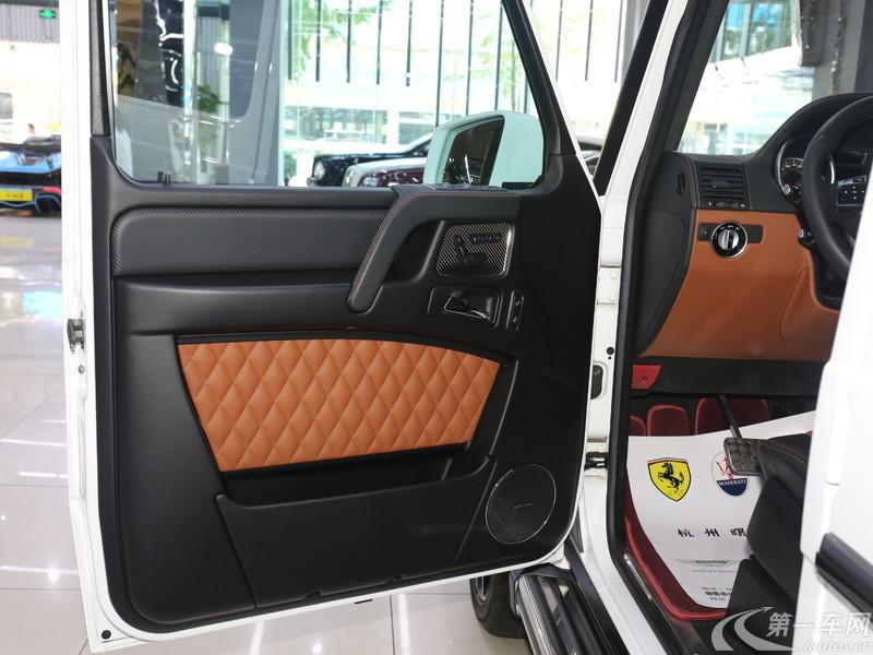 奔驰G63 [进口] 2016款 5.5T 自动 Edition463