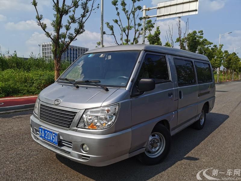 东南得利卡 2008款 2.0L 手动 时尚型 (国Ⅳ)