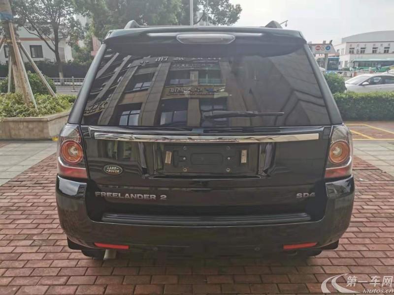 路虎神行者 [进口] 2014款 2.2T 自动 四驱 柴油 SE