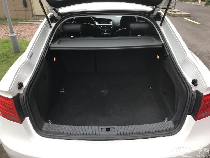 奥迪A5 Coupe [进口] 2016款 2.0T 自动 汽油 舒适型