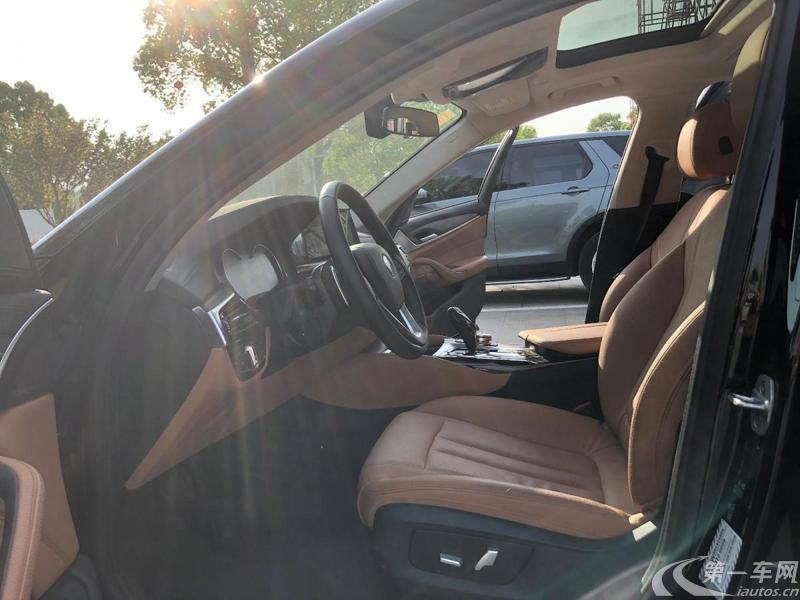 宝马530Li 2018款 2.0T 自动 汽油 尊享型M运动套装 (国Ⅴ)