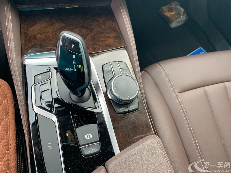 宝马5系 525Li 2018款 2.0T 自动 汽油 豪华套装 (国Ⅴ)