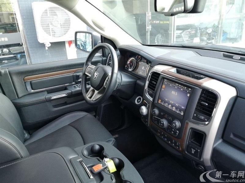 道奇Ram [进口] 2017款 5.7L 自动 汽油 1500长角号加规版平行进口
