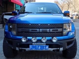 福特F150 猛禽 6.2L 自动 SVT-Raptor-SuperCrew