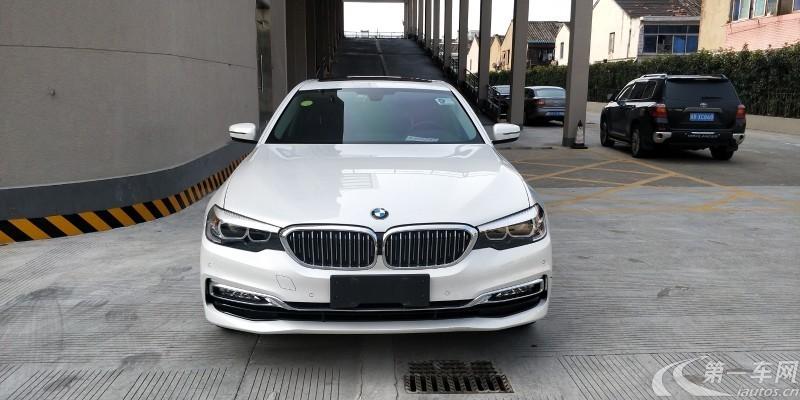 宝马525Li 2018款 2.0T 自动 汽油 豪华套装 (国Ⅵ)