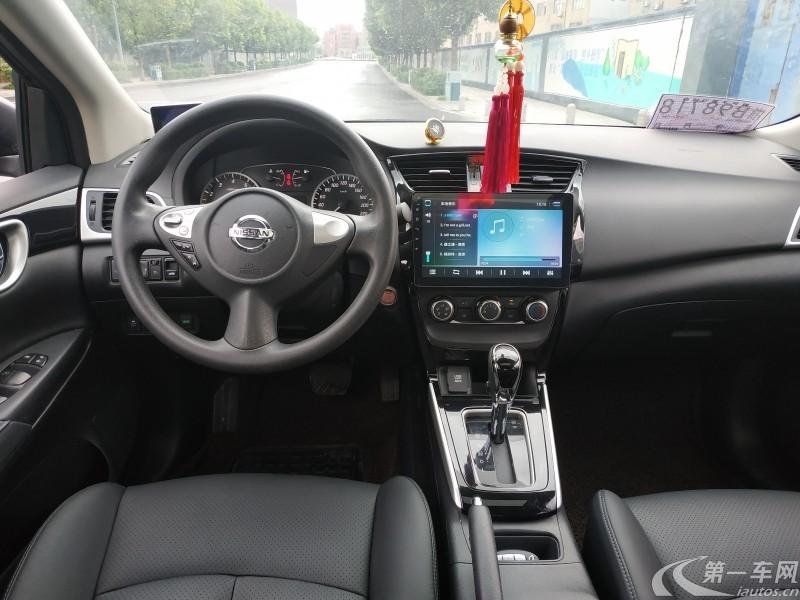 日产轩逸 2016款 1.6L 自动 XV智享版 (国Ⅴ)