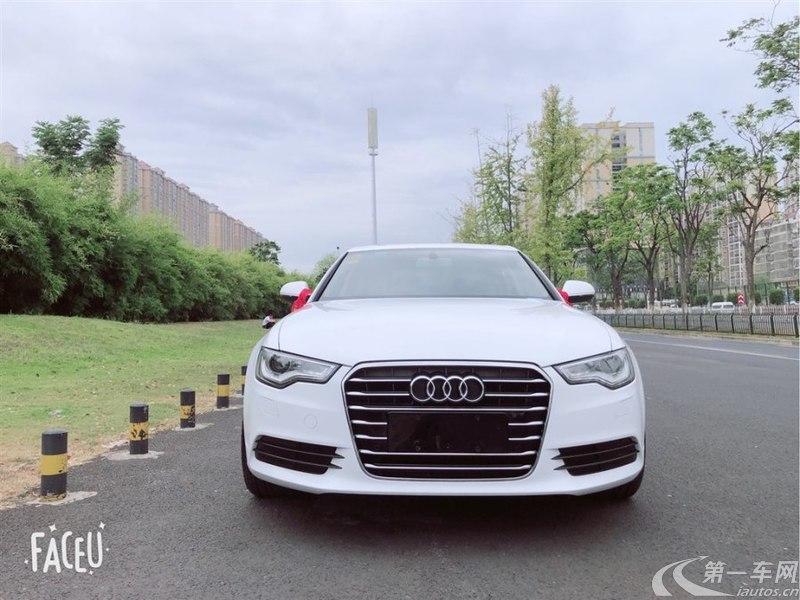 奥迪A6L TFSI 2014款 2.0T 自动 舒适型 (国Ⅴ)