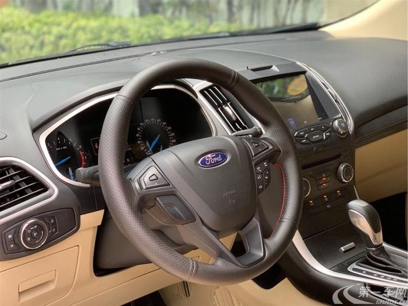 福特锐界 [进口] 2012款 2.0T 自动 前驱 精锐天窗版