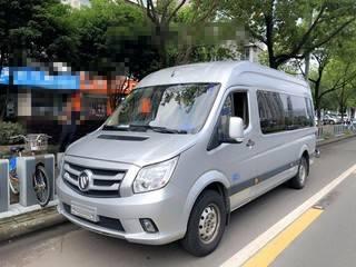 福田图雅诺 S 2.8T 手动 改款商旅版长轴