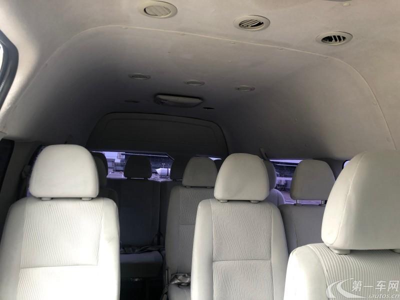金杯海狮 2011款 2.5T 手动 第五代财富豪华型 (国Ⅳ)
