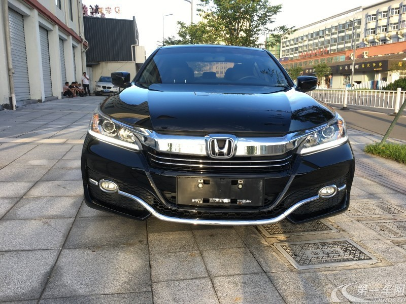 本田雅阁 2016款 2.0L 自动 精英版 (国Ⅴ)