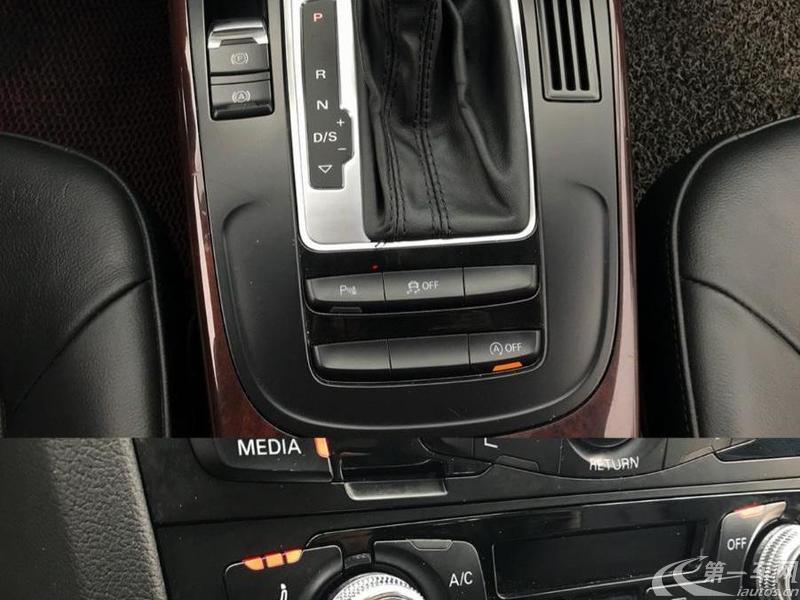 奥迪A4L 2015款 2.0T 自动 标准型 (国Ⅳ)