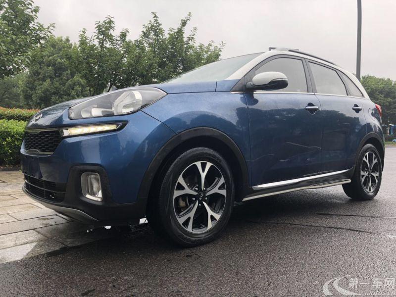 起亚KX3傲跑 2015款 1.6L 自动 PRM (国Ⅳ)