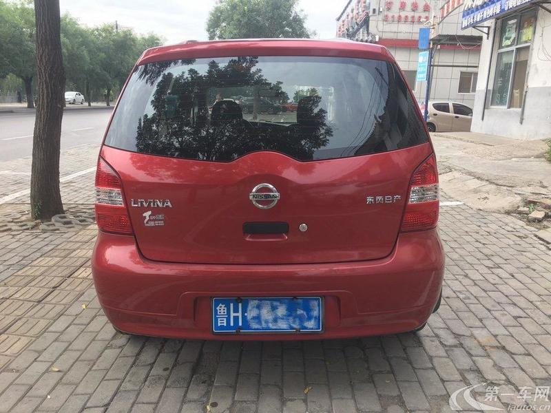 日产骊威 2010款 1.6L 手动 GS劲悦版超能型 (国Ⅳ)