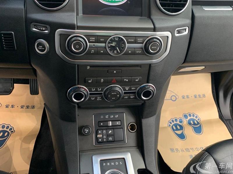 路虎[进口] 2015款 3.0T 自动 四驱 汽油 HSE-Lusury
