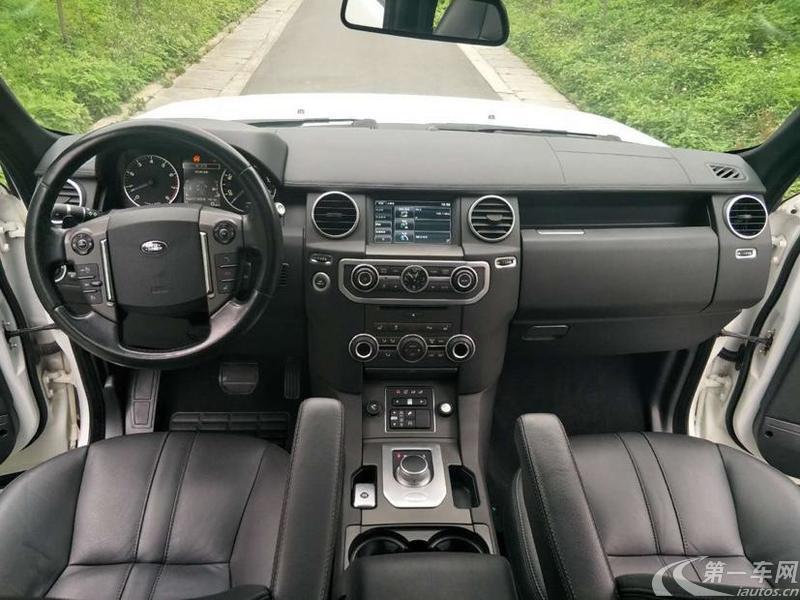 路虎发现 [进口] 2016款 3.0T 自动 四驱 汽油 HSE-Luxury