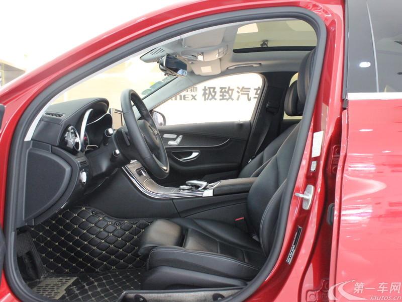 奔驰C200L 2015款 2.0T 自动 运动型改款 (国Ⅴ)