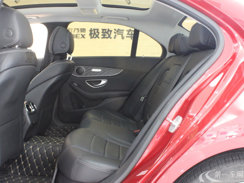 奔馳C級 C200L 2015款 2.0T 自動 運動型改款 (國Ⅴ)