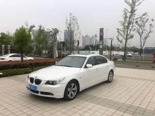 宝马5系 530Li 3.0L 自动 豪华型