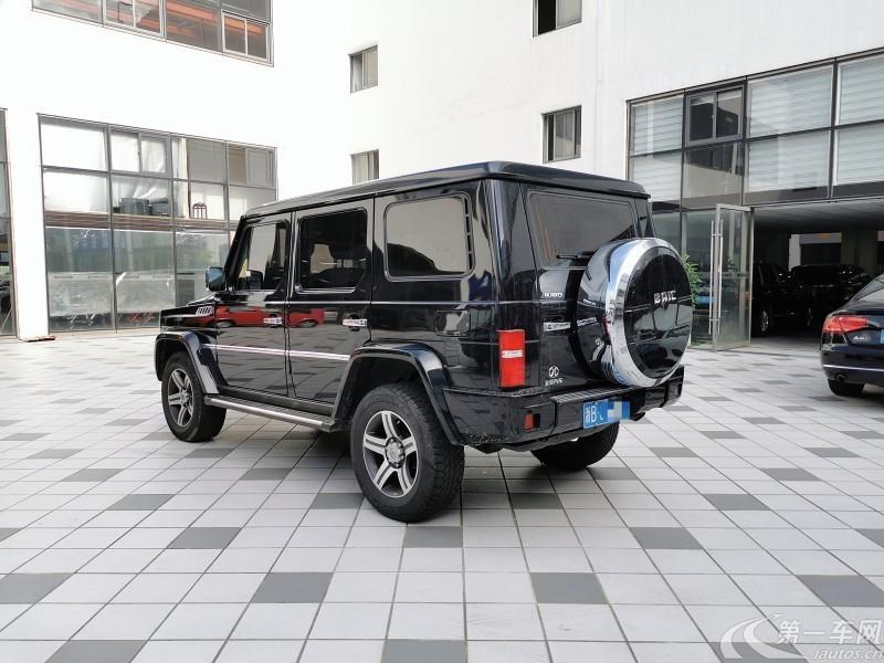北京汽车80 2017款 2.3T 自动 捍卫者版 (国Ⅴ)