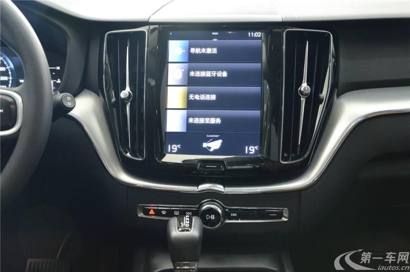 沃尔沃XC60 T5 2018款 2.0T 自动 智逸版 (国Ⅴ)