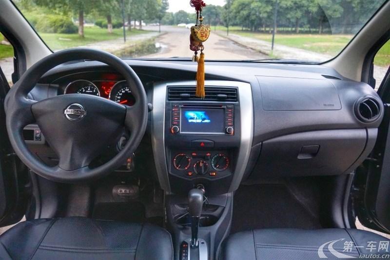 日产骊威 2015款 1.6L 自动 XL豪华真皮版 (国Ⅴ)