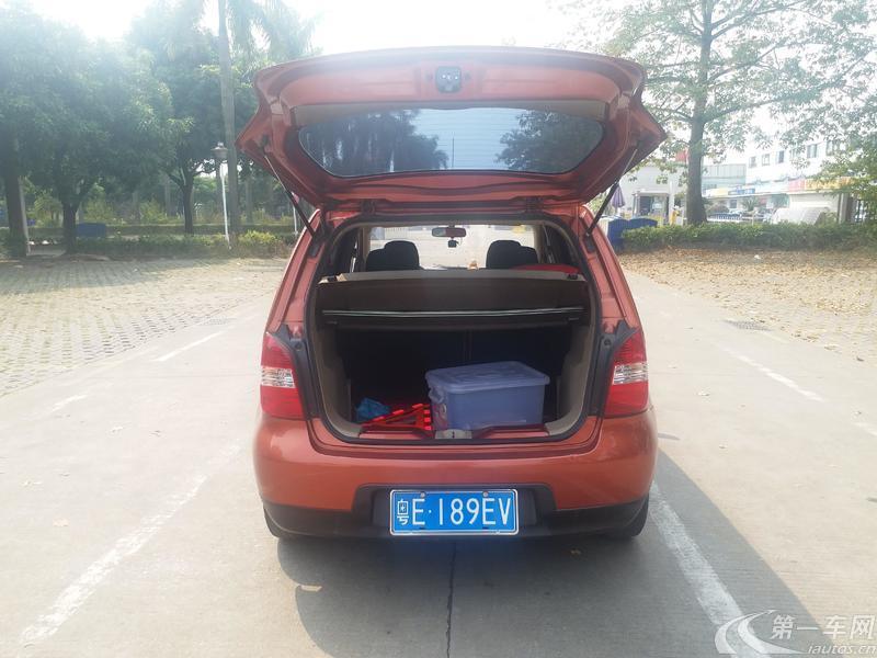日产骊威 2007款 1.6L 自动 GS超能型 (国Ⅳ)