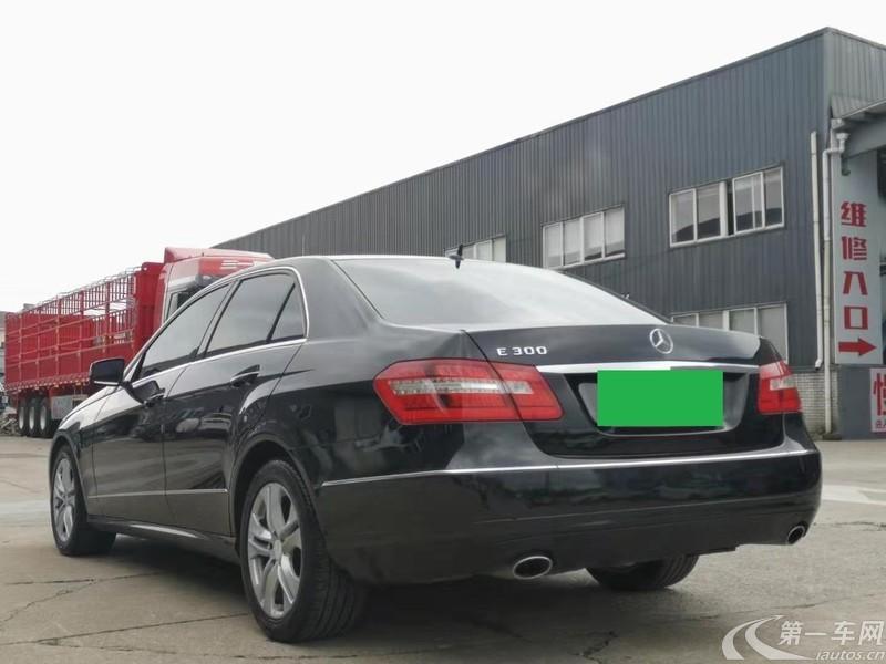 奔驰E级 E300L 2010款 3.0L 自动 汽油 时尚型 (国Ⅳ)