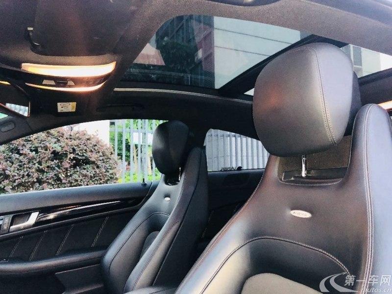 奔驰C63 [进口] 2014款 6.2L 自动 四门轿跑Edition-507 (欧Ⅳ)