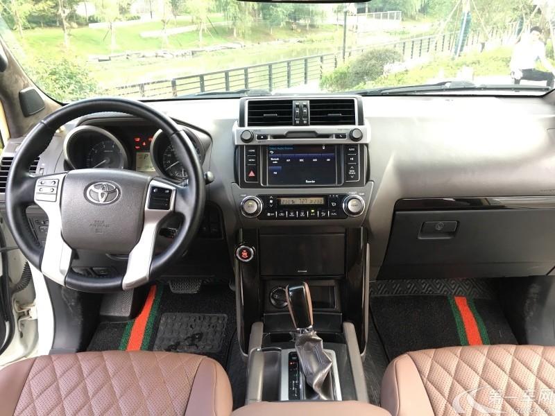 丰田普拉多 2700 [进口] 2014款 2.7L 自动 四驱 VX中东版平行进口