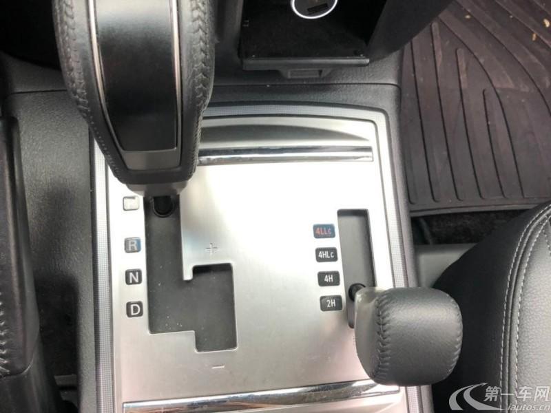 三菱帕杰罗 [进口] 2018款 3.0L 自动 四驱 尊贵版