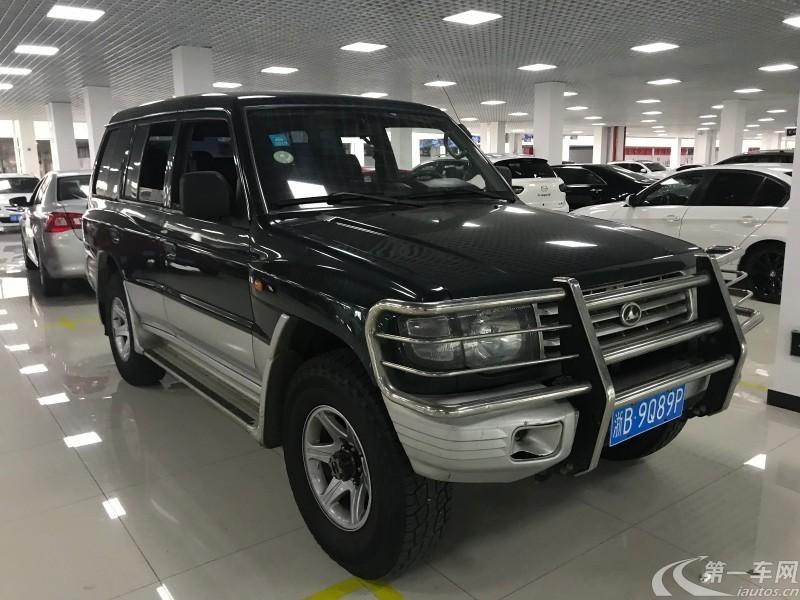 长丰黑金刚 2014款 2.4L 手动 四驱 (国Ⅳ)