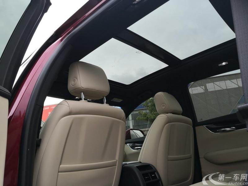 凯迪拉克XT5 2018款 2.0T 自动 28T技术型 (国Ⅴ)