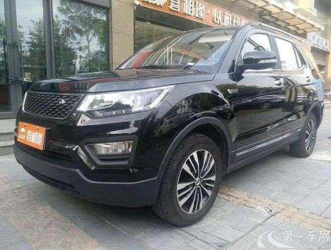 长安CX70 T 2017款 1.5T 手动 豪擎版 (国Ⅴ)