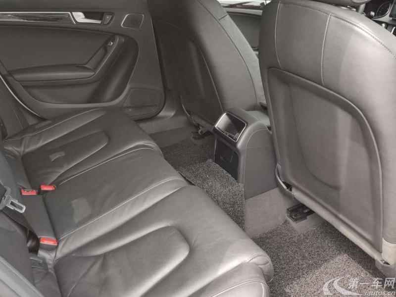 奥迪A4L 2013款 2.0T 自动 舒适型 (国Ⅳ)