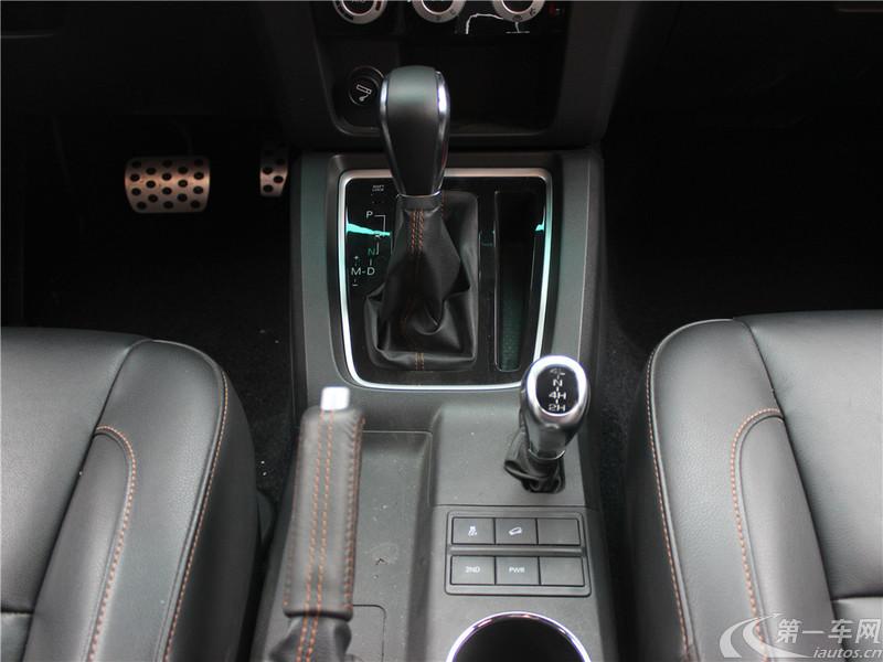 北京汽车40L 2016款 2.3T 自动 尊享版 (国Ⅴ)