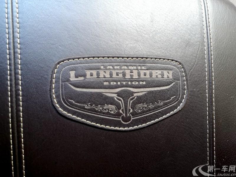 道奇Ram [进口] 2010款 5.7L 自动 汽油 1500-Laramie-Longhorn (欧Ⅳ)