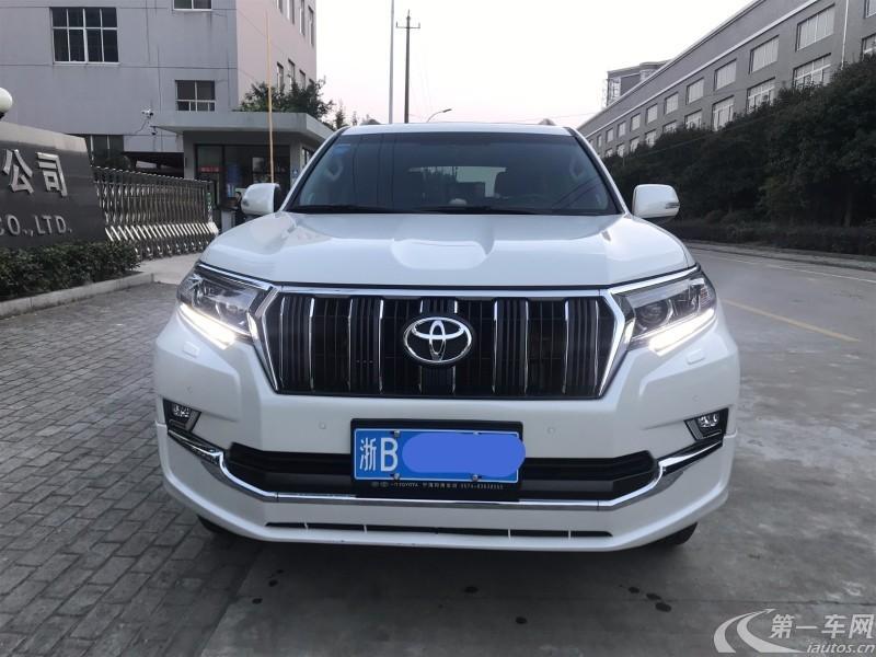 丰田普拉多 2019款 3.5L 自动 四驱 TX-L (国Ⅴ)