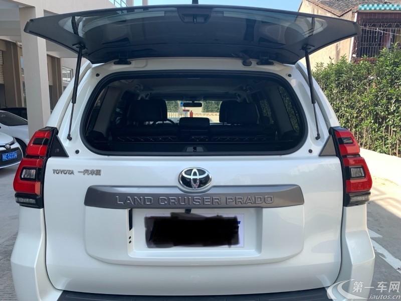 丰田普拉多 2018款 3.5L 自动 四驱 TX-L-NAVI (国Ⅴ)