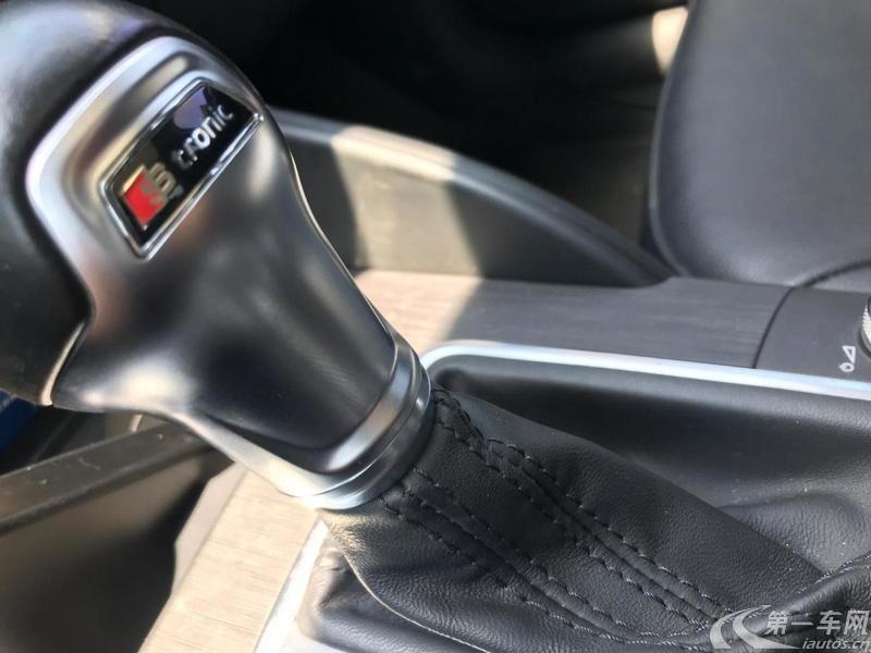 奥迪A3 40TFSI 2015款 1.8T 自动 舒适型Limousine (国Ⅴ)