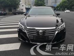 丰田皇冠 2015款 2.0T 自动 精英版 (国Ⅴ)