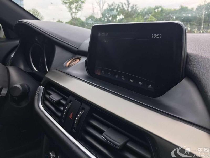 马自达6阿特兹 2018款 2.5L 自动 蓝天尊崇版 (国Ⅴ)