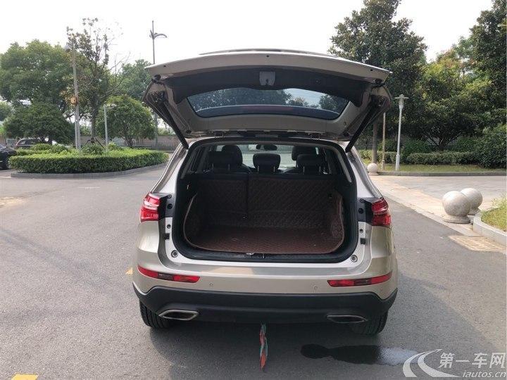 众泰T600 2016款 2.0T 自动 前驱 运动版豪华型 (国Ⅴ)