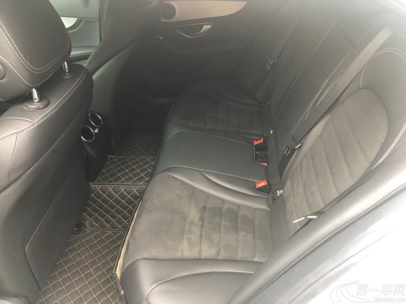 奔驰C级 C200 2018款 2.0T 自动 成就特别版 (国Ⅴ)