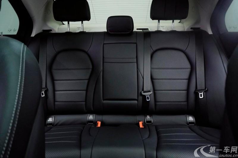 奔驰C级 C200L 2017款 2.0T 自动 (国Ⅴ)
