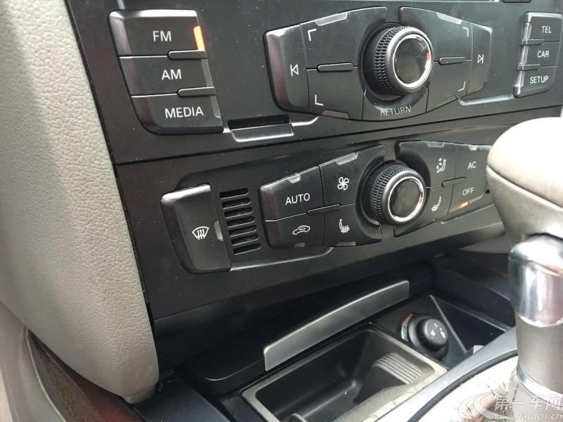 奥迪A4L 2010款 2.0T 自动 舒适型 (国Ⅳ)