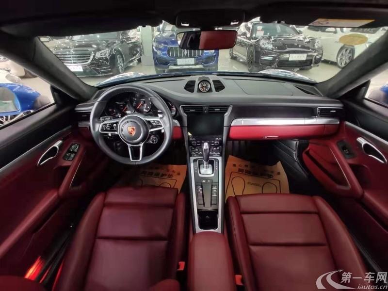 保时捷[进口] 2016款 3.0T 自动 Carrera