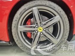 法拉利F12 Berlinetta [进口] 2012款 6.3L 自动 标准型