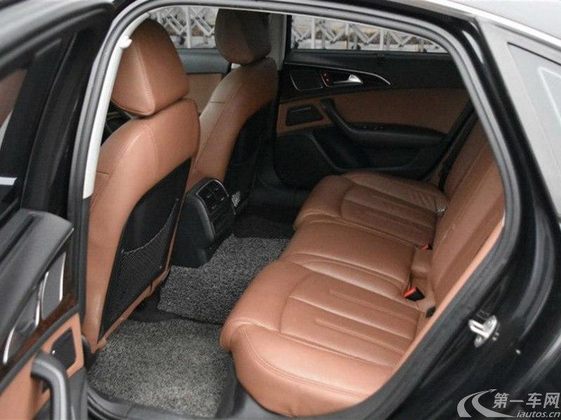 奧迪A6L TFSI 2014款 2.0T 自動 標準型 (國Ⅳ)